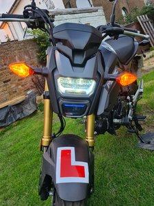Honda MSX Grom | 1 lady owner from new