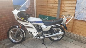 **OCTOBER ENTRY** 1980 Honda CB250N Superdream