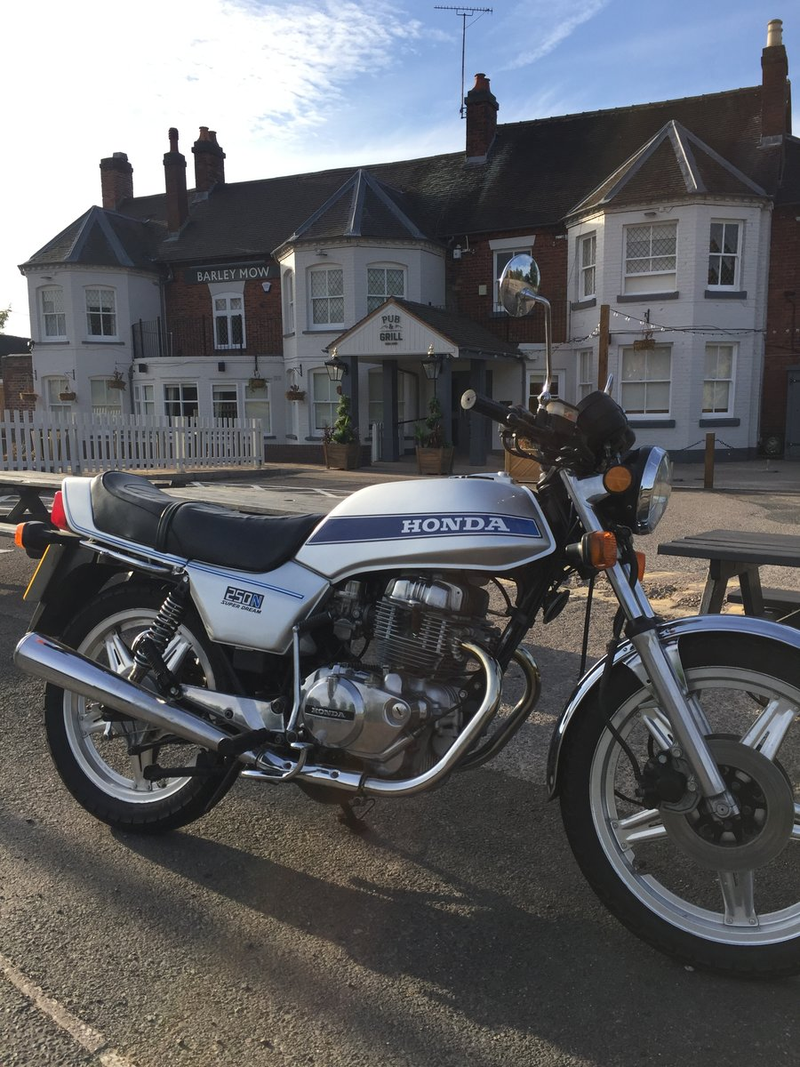 1978 CB250 N Superdream For Sale (picture 2 of 2)