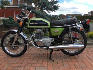 1976 Honda CB200