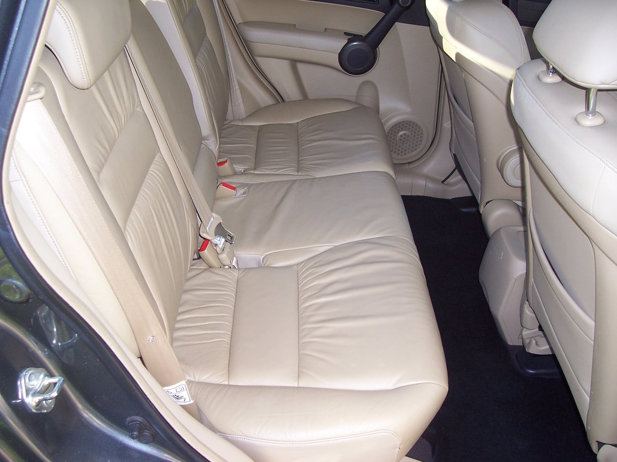 2011 HONDA CR-V 2.2 DTEC EX AUTOMATIC 5 DOOR For Sale (picture 6 of 6)