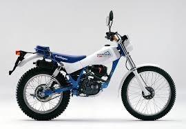 Honda TL125   E reg