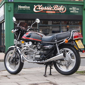 Picture of 1981 CX500 UK Bike Very Low Mileage The Long Lost Magical Maggot. SOLD