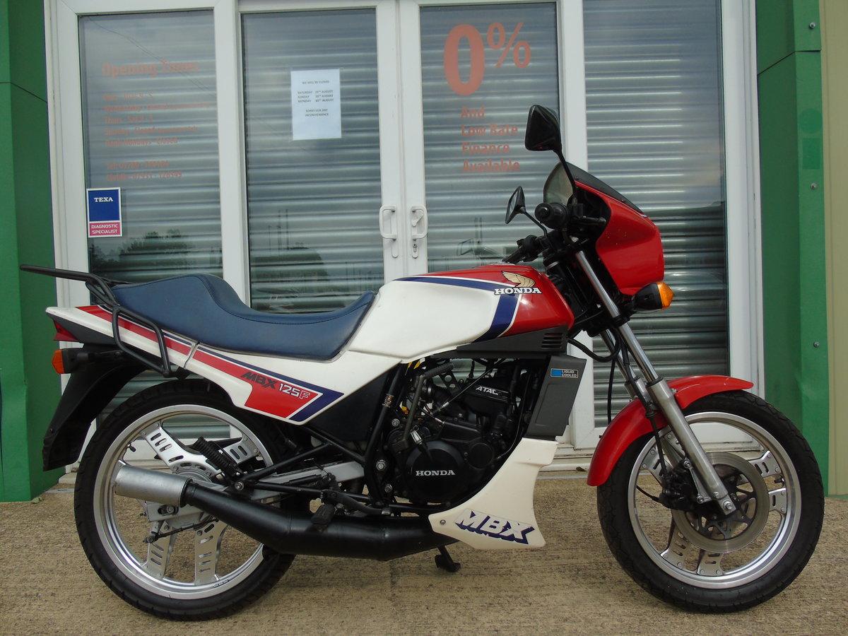 1984 Honda MBX125 1985 Very Original Classic 2 Stroke For Sale (picture 1 of 6)