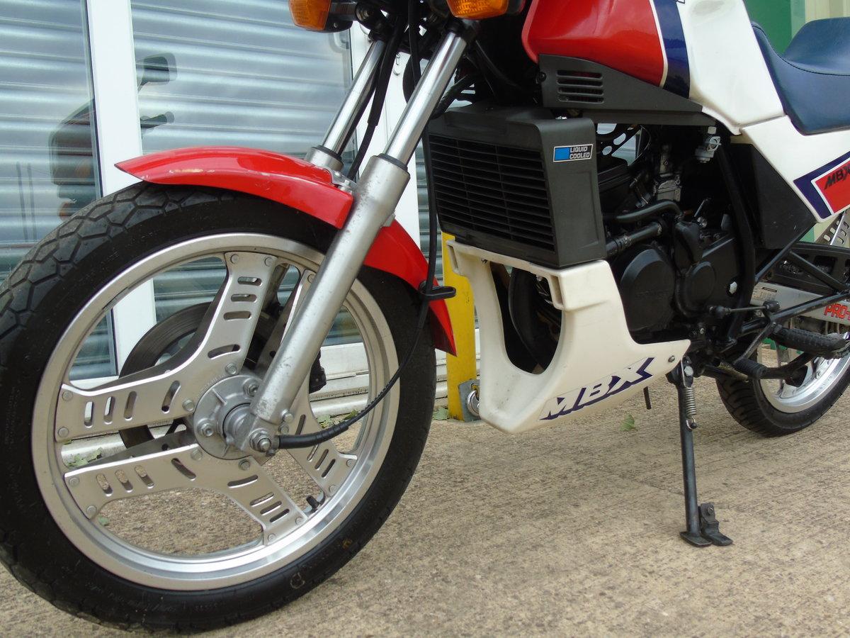 1984 Honda MBX125 1985 Very Original Classic 2 Stroke For Sale (picture 3 of 6)