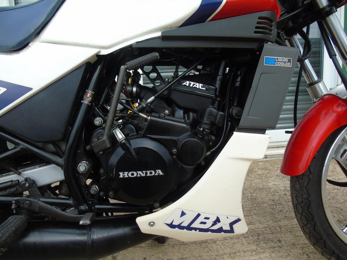 1984 Honda MBX125 1985 Very Original Classic 2 Stroke For Sale (picture 5 of 6)