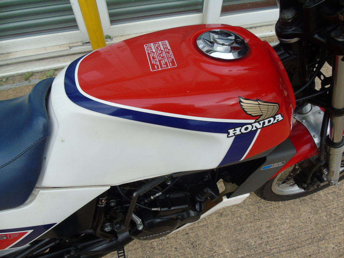 1984 Honda MBX125 1985 Very Original Classic 2 Stroke For Sale (picture 6 of 6)