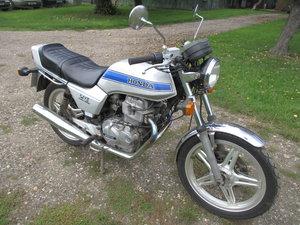 1981 Honda CB250N Superdream