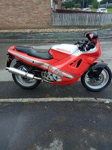 1987 Honda cbr600 f