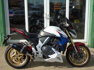 Picture of Honda CB 1000R 2013 Service History  For Sale