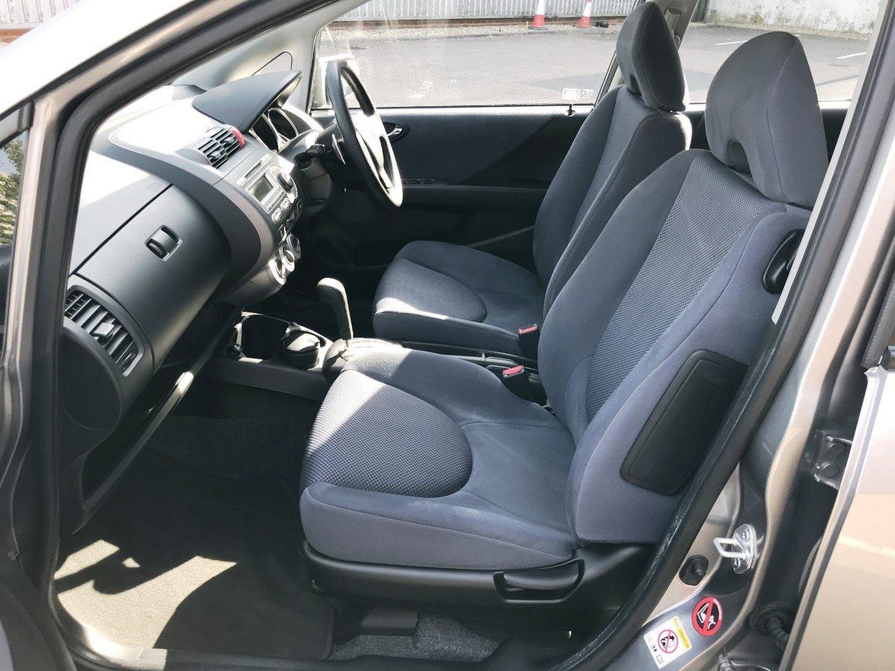 2006 Honda Jazz 1.4 i-DSI SE AUTO 5dr LOW/MILS/38k For Sale (picture 5 of 6)