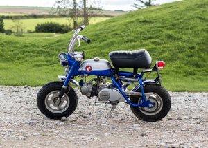 1970 Honda Monkey Bike