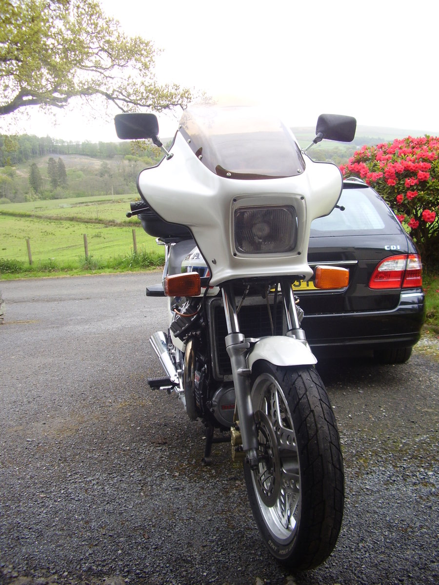 1985 HONDA CX650 EUROSPORT For Sale (picture 2 of 4)