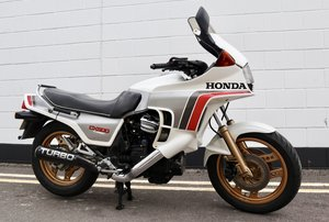1982 Honda CX500 Turbo Very Rare Model !