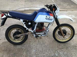 Honda XL600LMF /  Red Engine Model For Restoration
