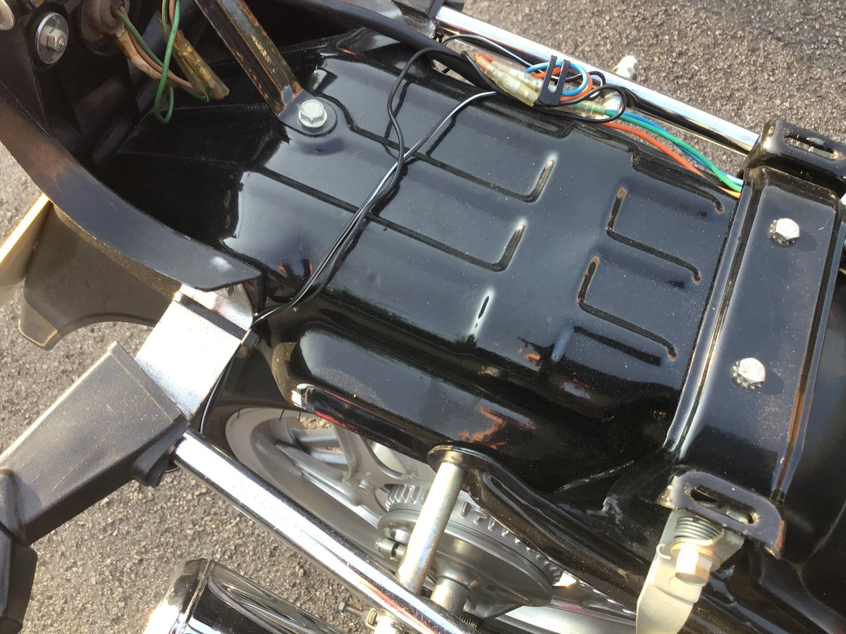 1982 Honda CB400N Superdream For Sale (picture 5 of 6)