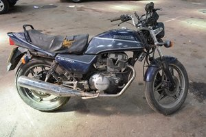 1992 Honda CB450DX-K