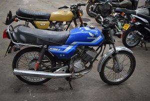 1989 Honda H100S-J