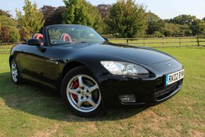 Honda S2000 AP1 Berlina Black/Red *SOLD SIMILAR REQUIRED*