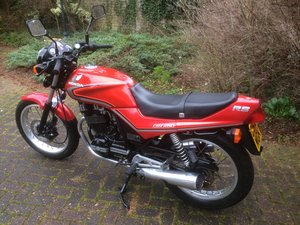 Splendid little Honda Rocket