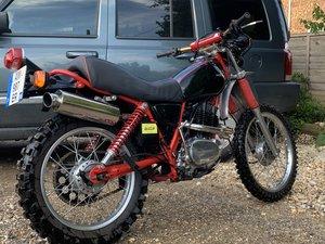 Classic Honda xl Restoration