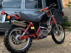 Picture of 1978 Classic Honda xl Restoration