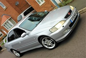 2001 '51' honda accord 2.2i type r vtec 212 bhp