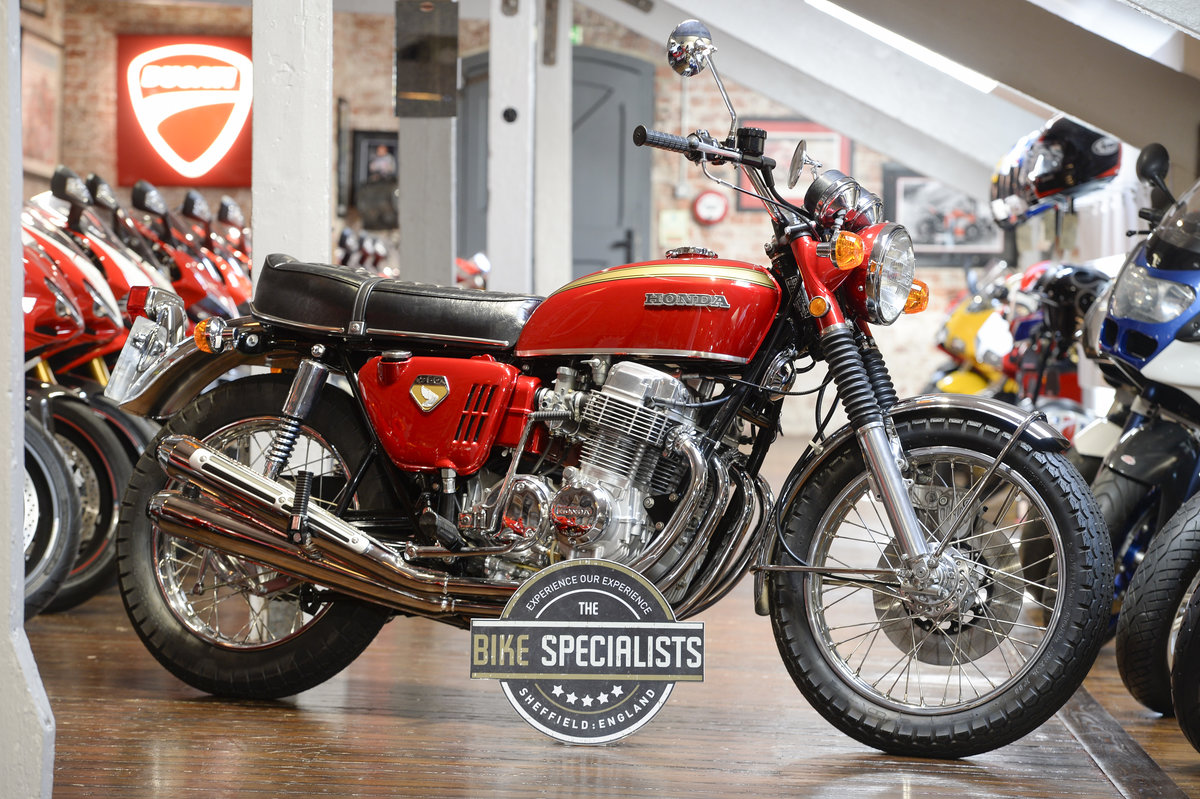 Honda 1970, Pre-K0, Stunning example  For Sale (picture 1 of 6)