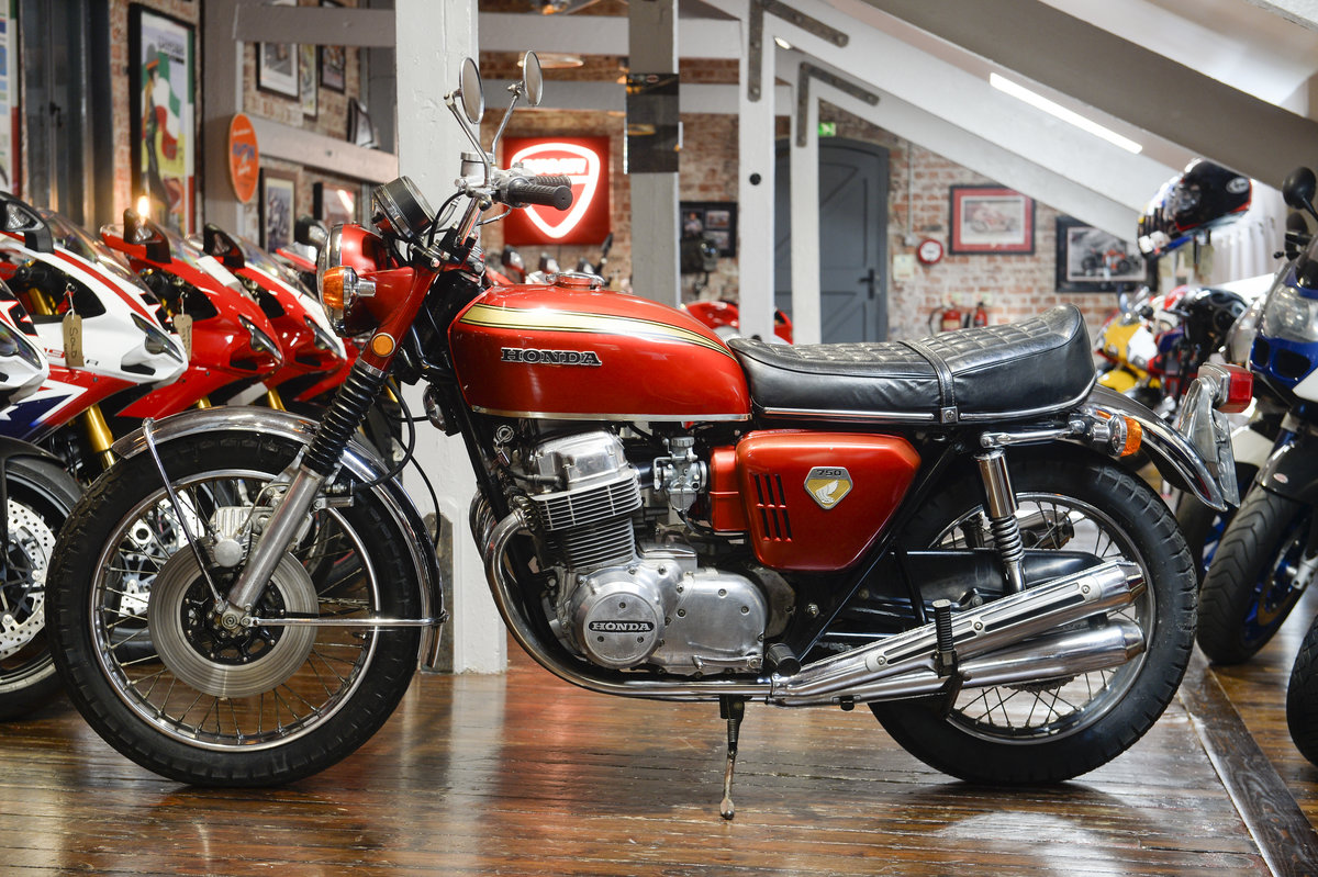 1970 Honda CB750 Original Unrestored Sandcast Model For Sale (picture 2 of 6)