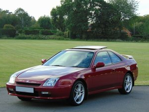1999 Honda Prelude 2.2 VTi VTEC Auto.. Low Miles.. Superb Example For Sale