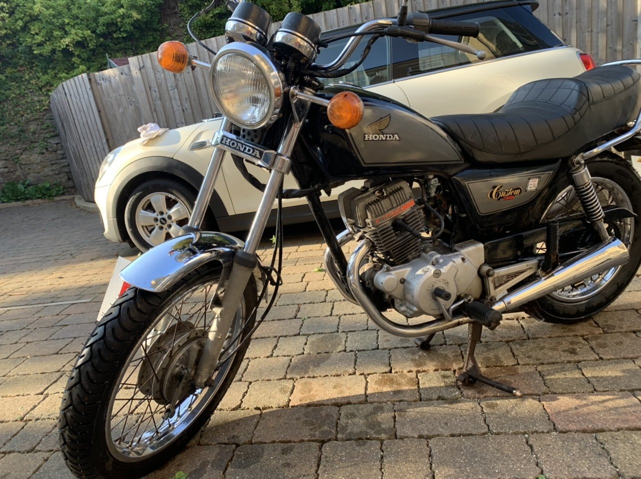 1984 Honda CM125 For Sale (picture 1 of 6)