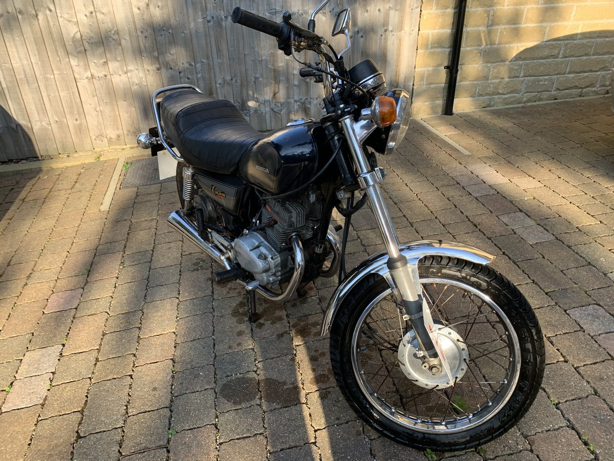 1984 Honda CM125 For Sale (picture 2 of 6)