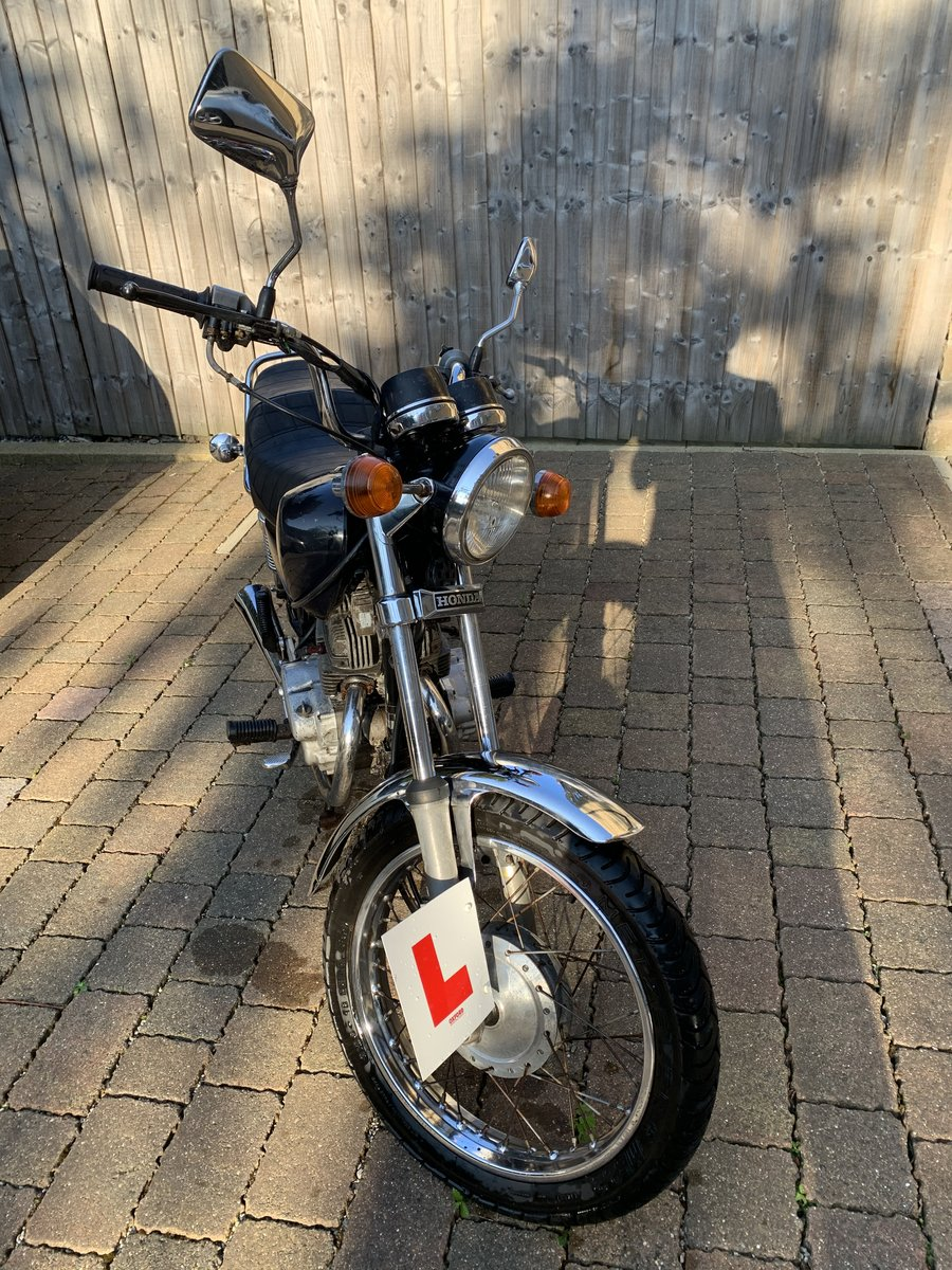 1984 Honda CM125 For Sale (picture 3 of 6)
