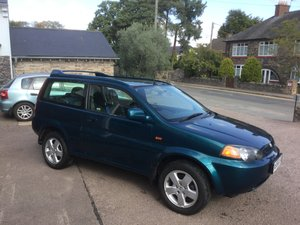 Very Low Mileage HRV 4x4 Auto