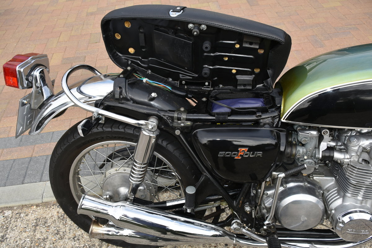 1972 Honda CB500 Four For Sale (picture 2 of 5)