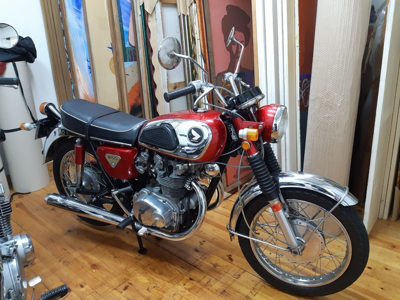 Picture of 1969 Honda 450cc. very good condition For Sale