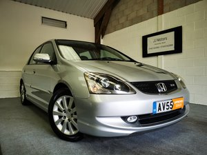 2005 Honda Civic 2.0 Type S *MOT'd 09/08/2021*
