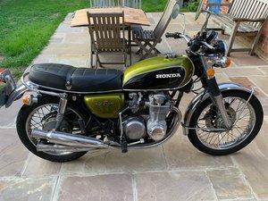 Honda CB500 K2