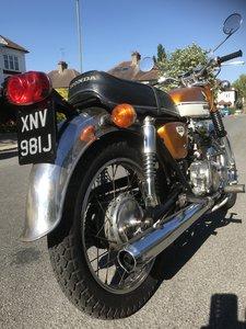 Vintage Honda cb 250