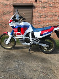 RD04 XRV750 Africa Twin low miles