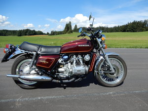 1978 Honda GL1000 Goldwing PlainJane Just 2.640 miles after resto For Sale