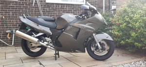 Honda cbr1100xxv Blackbird