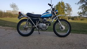 Honda SL175 Twin. A great classic Honda at an affordable pri