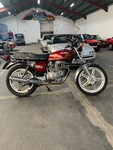 Honda cb400t for auction 26th sept in dublin