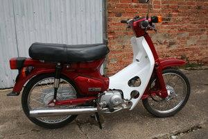 Honda c90 cub