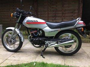 Honda CB125TD Superdream
