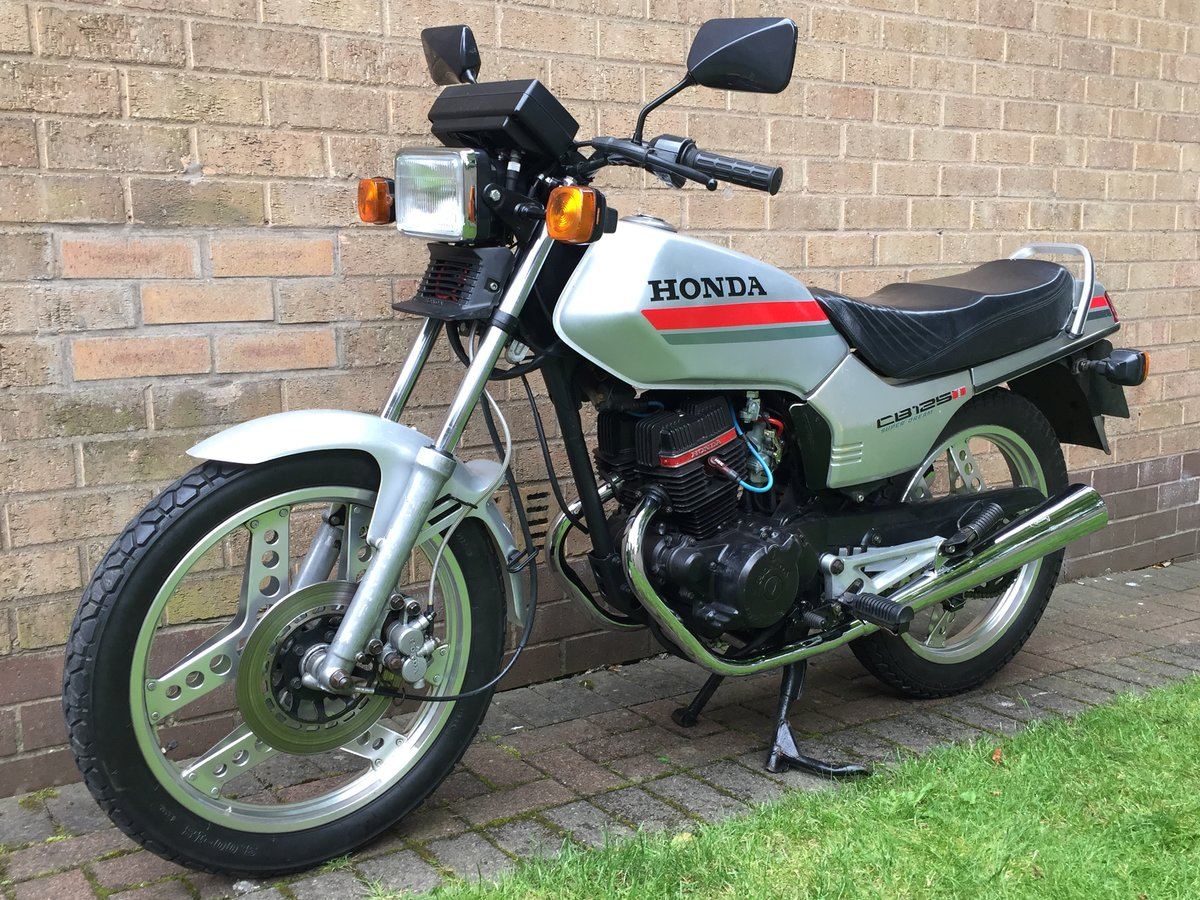 1982 Honda CB125TD Superdream For Sale (picture 3 of 6)