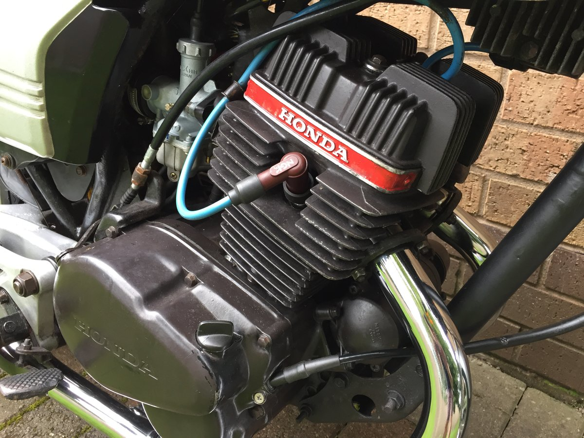 1982 Honda CB125TD Superdream For Sale (picture 4 of 6)