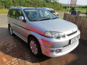 Picture of 2004 HONDA HRV 1.6VVT 5DOOR SOLD
