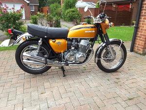 Vintage Honda CB750 K1